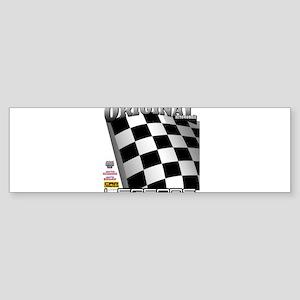 Original Automobile Legends Series Bumper Sticker