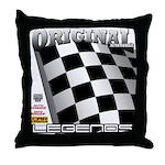 Original Automobile Legends Series Throw Pillow