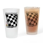 Original Automobile Legends Series Drinking Glass
