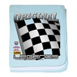 Original Automobile Legends Series baby blanket