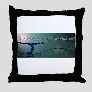 The Flexible Throw Pillow