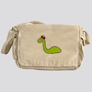 Loch Ness Monster Messenger Bag