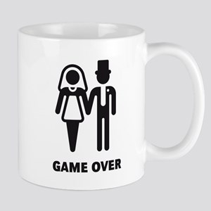 Game Over (Wedding / Marriage) Mug