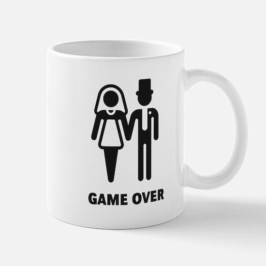 Game Over (Wedding / Marriage) Mug