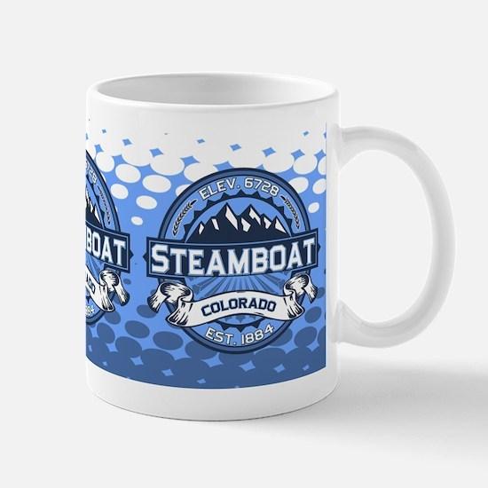 Steamboat Blue Mug