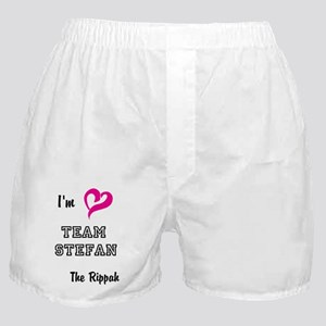 Team Stefan Boxer Shorts
