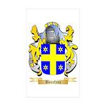 Bonefass Sticker (Rectangle 50 pk)