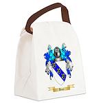 Bone Canvas Lunch Bag
