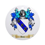 Bone Ornament (Round)
