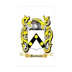 Bondman Sticker (Rectangle 50 pk)
