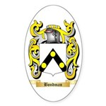Bondman Sticker (Oval)