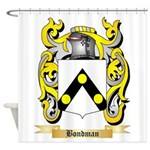 Bondman Shower Curtain