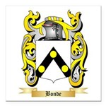 Bonde Square Car Magnet 3