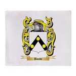 Bonde Throw Blanket
