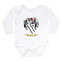 Bond (Ireland) Long Sleeve Infant Bodysuit