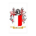 Bonazzi Sticker (Rectangle 10 pk)