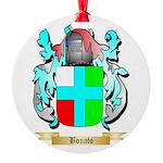 Bonato Round Ornament