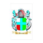 Bonato Sticker (Rectangle 10 pk)