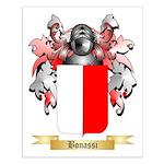 Bonassi Small Poster
