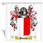 Bonassi Shower Curtain