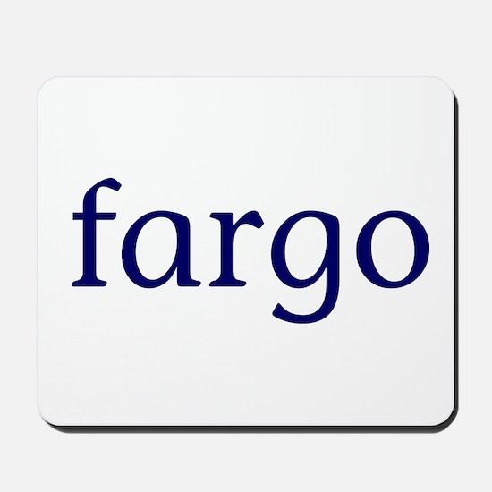 Fargo Mousepad