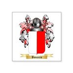 Bonaccio Square Sticker 3