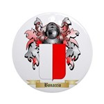 Bonaccio Ornament (Round)
