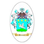 Bonacci 2 Sticker (Oval 50 pk)