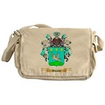 Bonacci 2 Messenger Bag