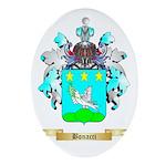 Bonacci 2 Ornament (Oval)