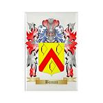 Boman Rectangle Magnet (100 pack)