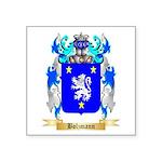 Bolzmann Square Sticker 3