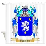 Bolzmann Shower Curtain