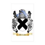 Bolwahn Sticker (Rectangle 50 pk)