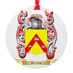 Bolton Round Ornament