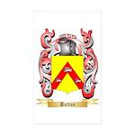 Bolton Sticker (Rectangle 50 pk)