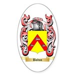 Bolton Sticker (Oval)