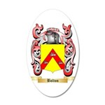 Bolton 20x12 Oval Wall Decal