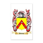 Bolton 35x21 Wall Decal