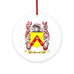 Bolton Ornament (Round)
