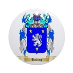 Bolting Ornament (Round)