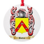 Bolten Round Ornament