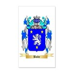 Bolte 35x21 Wall Decal