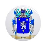 Bolte Ornament (Round)