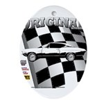 Classic Musclecar 1970 d13014 Ornament (Oval)