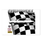 Classic Musclecar 1970 d13014 Postcards (Package o