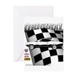 Classic Musclecar 1970 d13014 Greeting Card