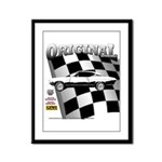 Classic Musclecar 1970 d13014 Framed Panel Print