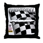 Classic Musclecar 1970 d13014 Throw Pillow