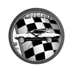 Classic Musclecar 1970 d13014 Wall Clock